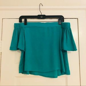 Alythea Off the Shoulder Top, Size S